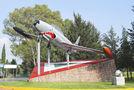 Mexico - Air Force Lockheed T-33A Shooting Star JE-039 at Santa Lucia AB airport