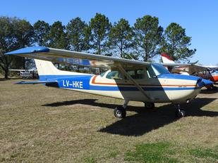 LV-HKE - Private Cessna 172 Skyhawk (all models except RG)