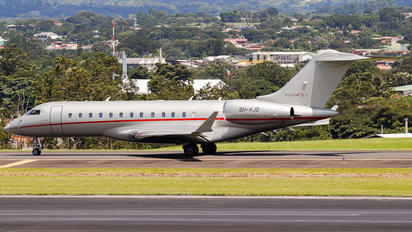 9H-VJD - Vistajet Bombardier BD700 - Global 7000