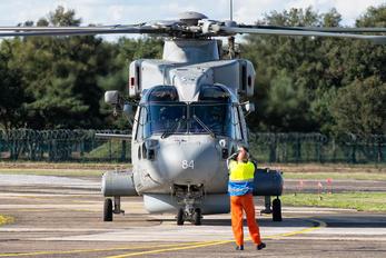 ZH851 - Royal Navy Agusta Westland AW101 111 Merlin HM.1