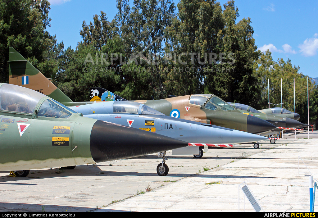 Greece - Hellenic Air Force 7415 aircraft at Tatoi