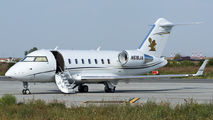 N518JA - Private Bombardier CL-600-2B16 Challenger 604 aircraft
