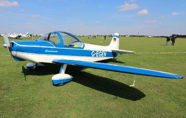G-EGEN - Private Piel CP-301 Emeraude