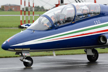 """MM54539 - Italy - Air Force """"Frecce Tricolori"""" Aermacchi MB-339-A/PAN"""