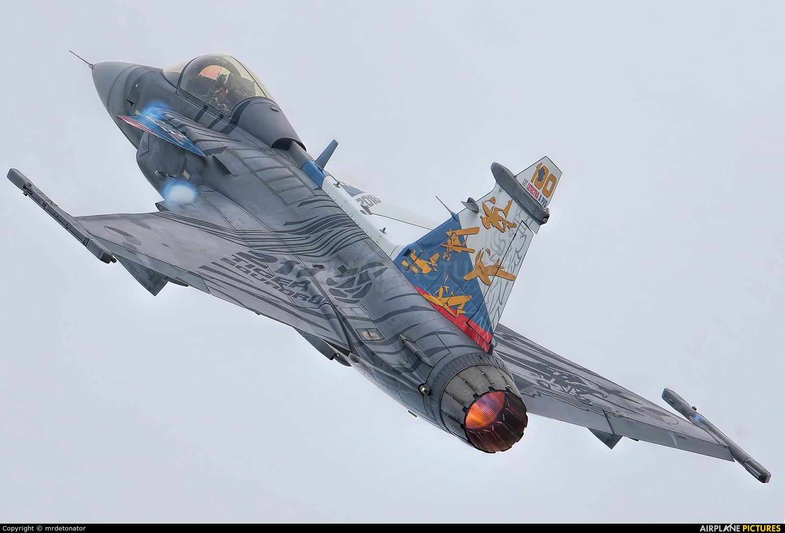 Czech - Air Force 9234 aircraft at Radom - Sadków