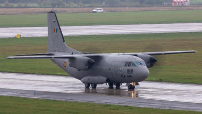 2707 - Romania - Air Force Alenia Aermacchi C-27J Spartan