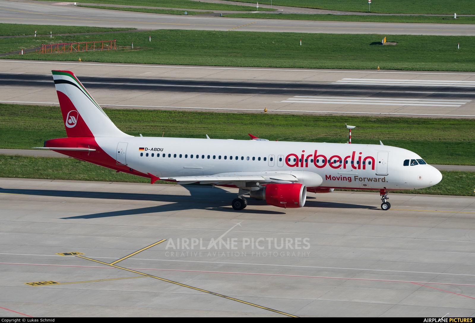Eurowings D-ABDU aircraft at Zurich