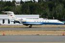 USAF Gulfstream G550 visited Seattle Boeing Field