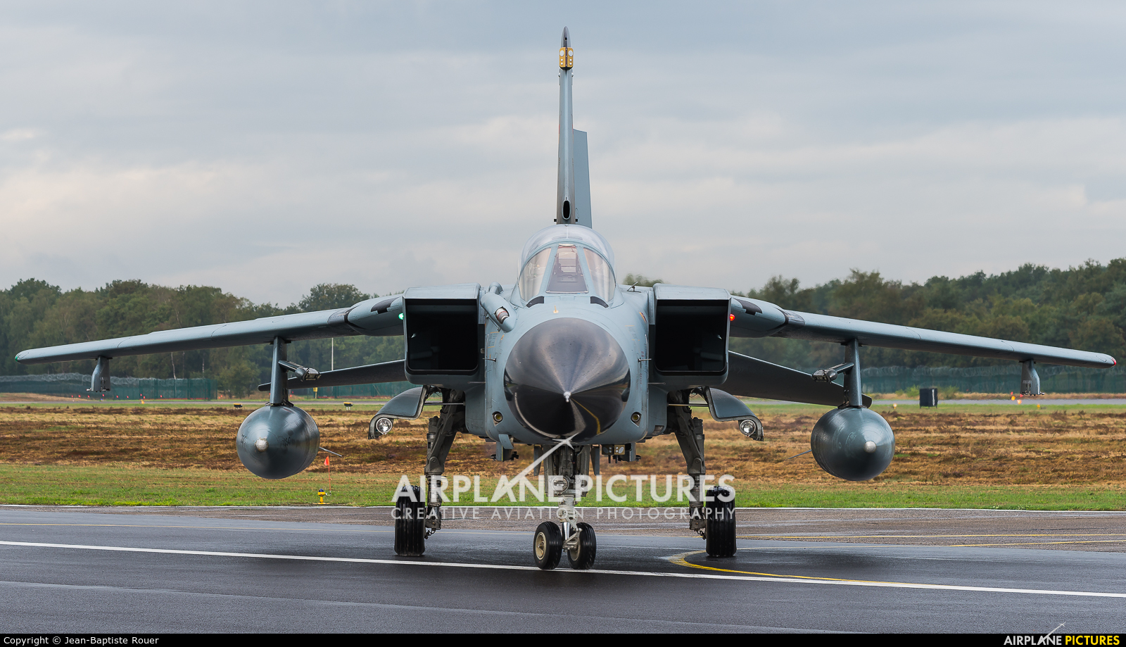 Germany - Air Force 46-07 aircraft at Kleine Brogel
