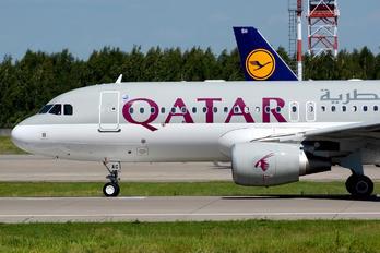 A7-LAG - Qatar Airways Airbus A320