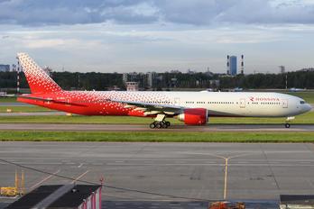 EI-GEU - Rossiya Boeing 777-300ER