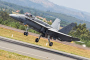 C.15-27 - Spain - Air Force McDonnell Douglas F/A-18A Hornet aircraft