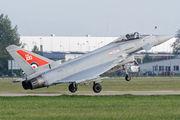 ZK318 - Royal Air Force Eurofighter Typhoon FGR.4 aircraft