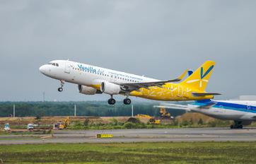 JA05VA - Vanilla Air Airbus A320