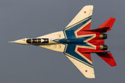 "14 - Russia - Air Force ""Strizhi"" Mikoyan-Gurevich MiG-29 aircraft"