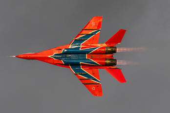 "14 - Russia - Air Force ""Strizhi"" Mikoyan-Gurevich MiG-29"