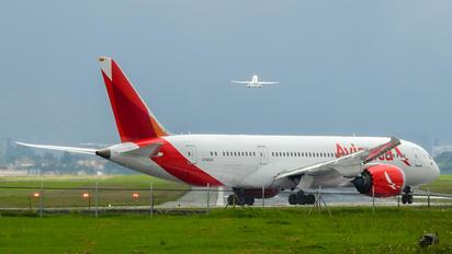 N786AV - Avianca Boeing 787-8 Dreamliner