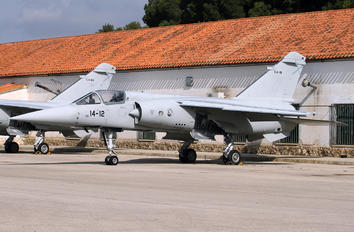 C.14-18 - Spain - Air Force Dassault Mirage F1M