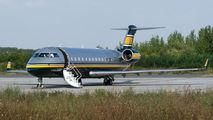 Avionco CRJ-200 visited Craiova title=