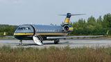 Avionco CRJ-200 visited Craiova