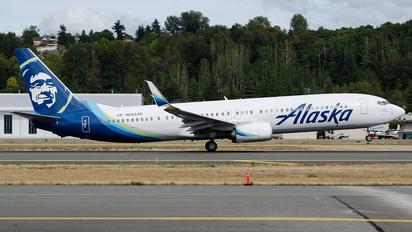 N285AK - Alaska Airlines Boeing 737-900ER
