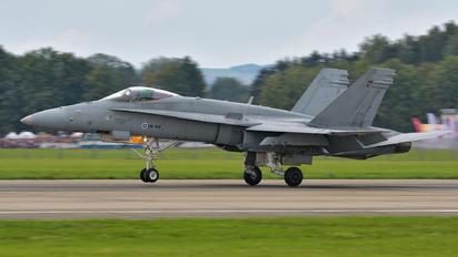 HN-412 - Finland - Air Force McDonnell Douglas F/A-18C Hornet