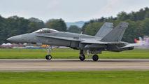 HN-412 - Finland - Air Force McDonnell Douglas F/A-18C Hornet aircraft