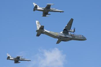 0453 - Czech - Air Force Casa C-295M
