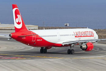 OE-LCK - LaudaMotion Airbus A321