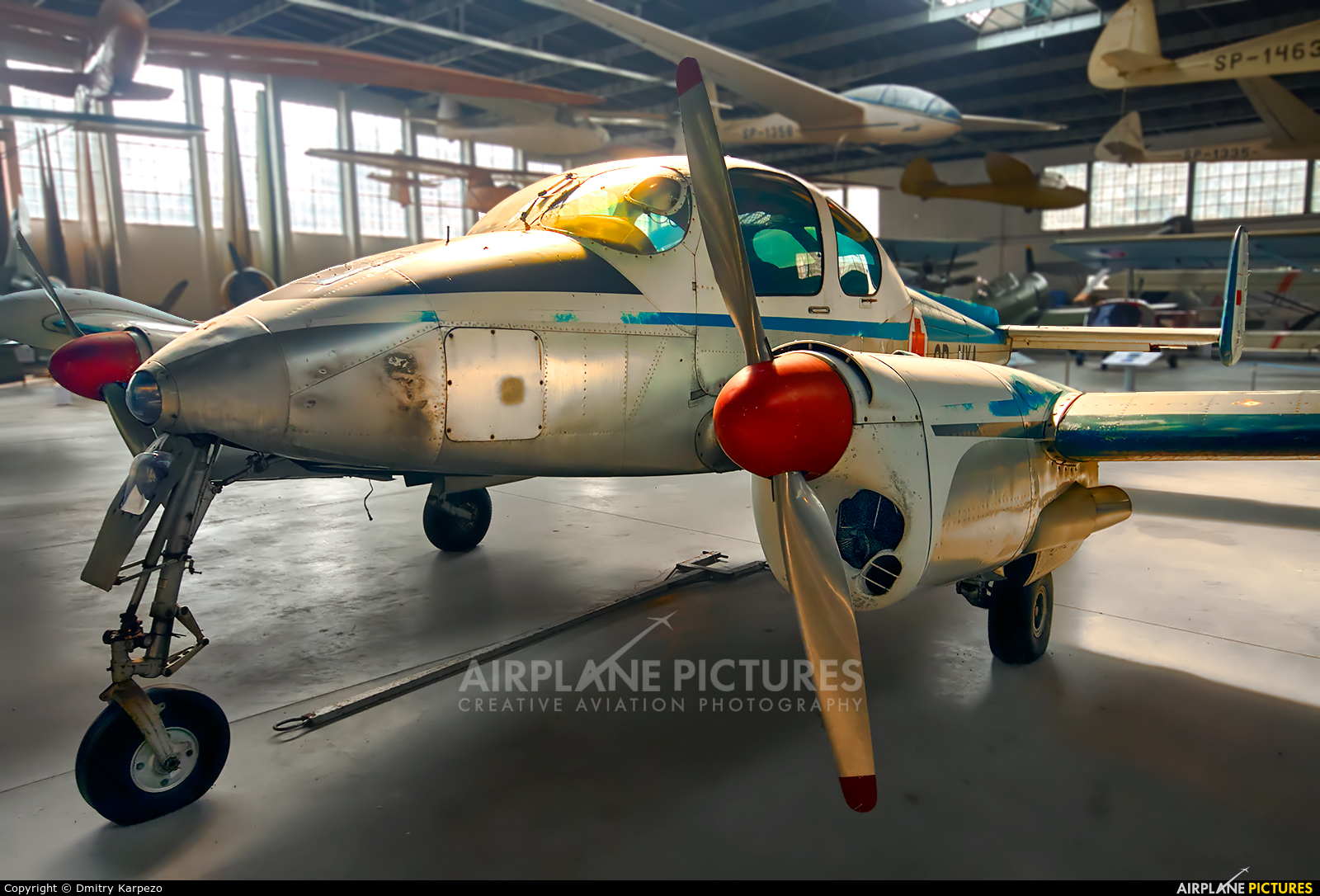Polish Medical Air Rescue - Lotnicze Pogotowie Ratunkowe SP-NXA aircraft at Kraków, Rakowice Czyżyny - Museum of Polish Aviation