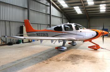 N223KB - Private Cirrus SR22