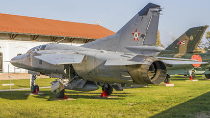 15 - Hungary - Air Force Mikoyan-Gurevich MiG-23UB