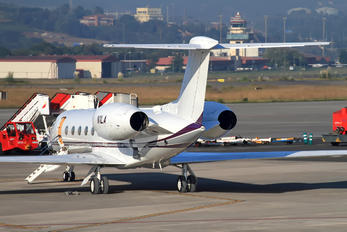 N1LA - Private Gulfstream Aerospace G-V, G-V-SP, G500, G550