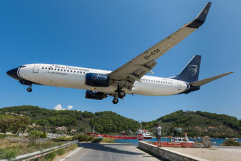 EI-CSI - Blue Panorama Airlines Boeing 737-800