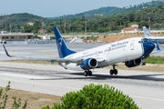 EI-GAW - Blue Panorama Airlines Boeing 737-800 aircraft