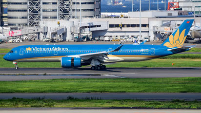 VN-A890 - Vietnam Airlines Airbus A350-900