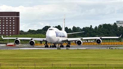 N344KD - Western Global Airlines Boeing 747-400BCF, SF, BDSF