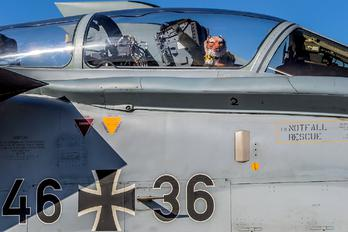 46+36 - Germany - Air Force Panavia Tornado - ECR