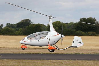 OY-1037 - Private AutoGyro Europe Calidus