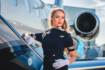 N676EE - - Aviation Glamour - Aviation Glamour - Model
