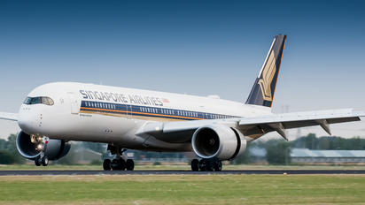 9V-SMR - Singapore Airlines Airbus A350-900
