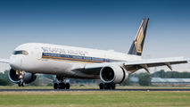 9V-SMR - Singapore Airlines Airbus A350-900 aircraft