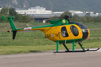 MM81069 - Italy - Guardia di Finanza Nardi Huges NH500-E
