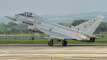 C.16-68 - Spain - Air Force Eurofighter Typhoon aircraft