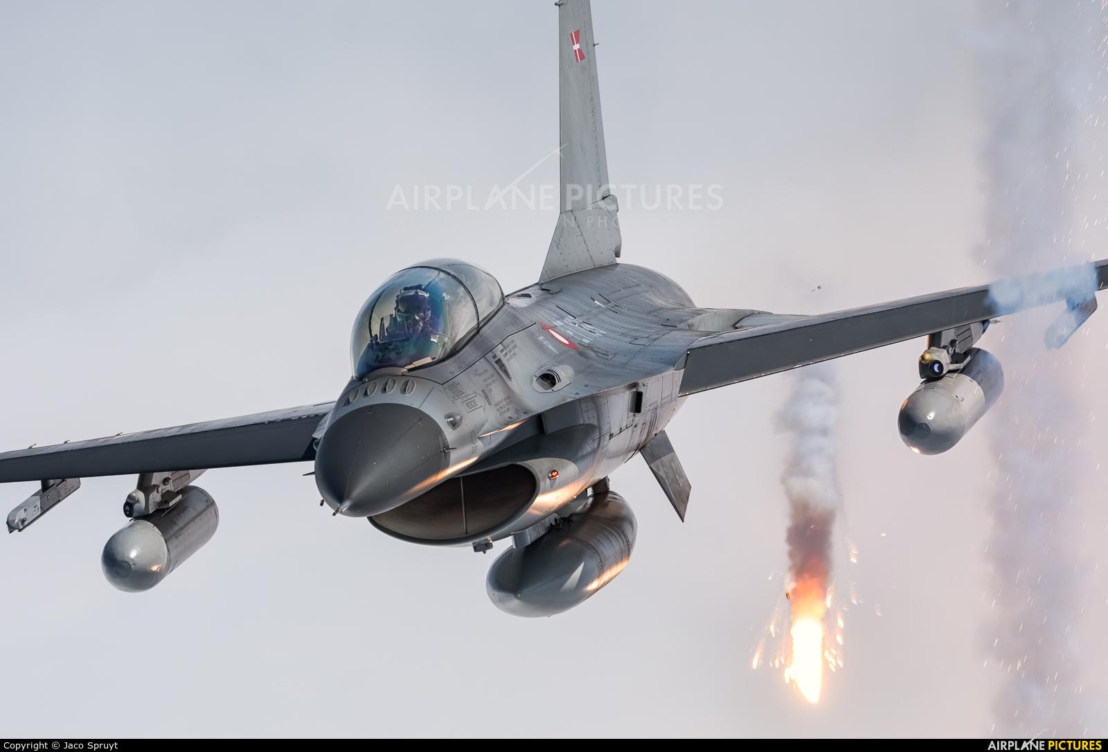 Denmark - Air Force ET-199 aircraft at In Flight - Belgium