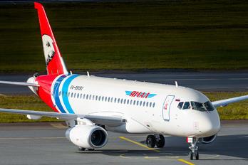 RA-89092 - Yamal Airlines Sukhoi Superjet 100LR