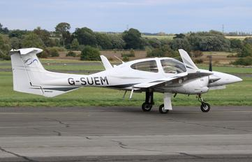 G-SUEM - Private Diamond DA 42 Twin Star