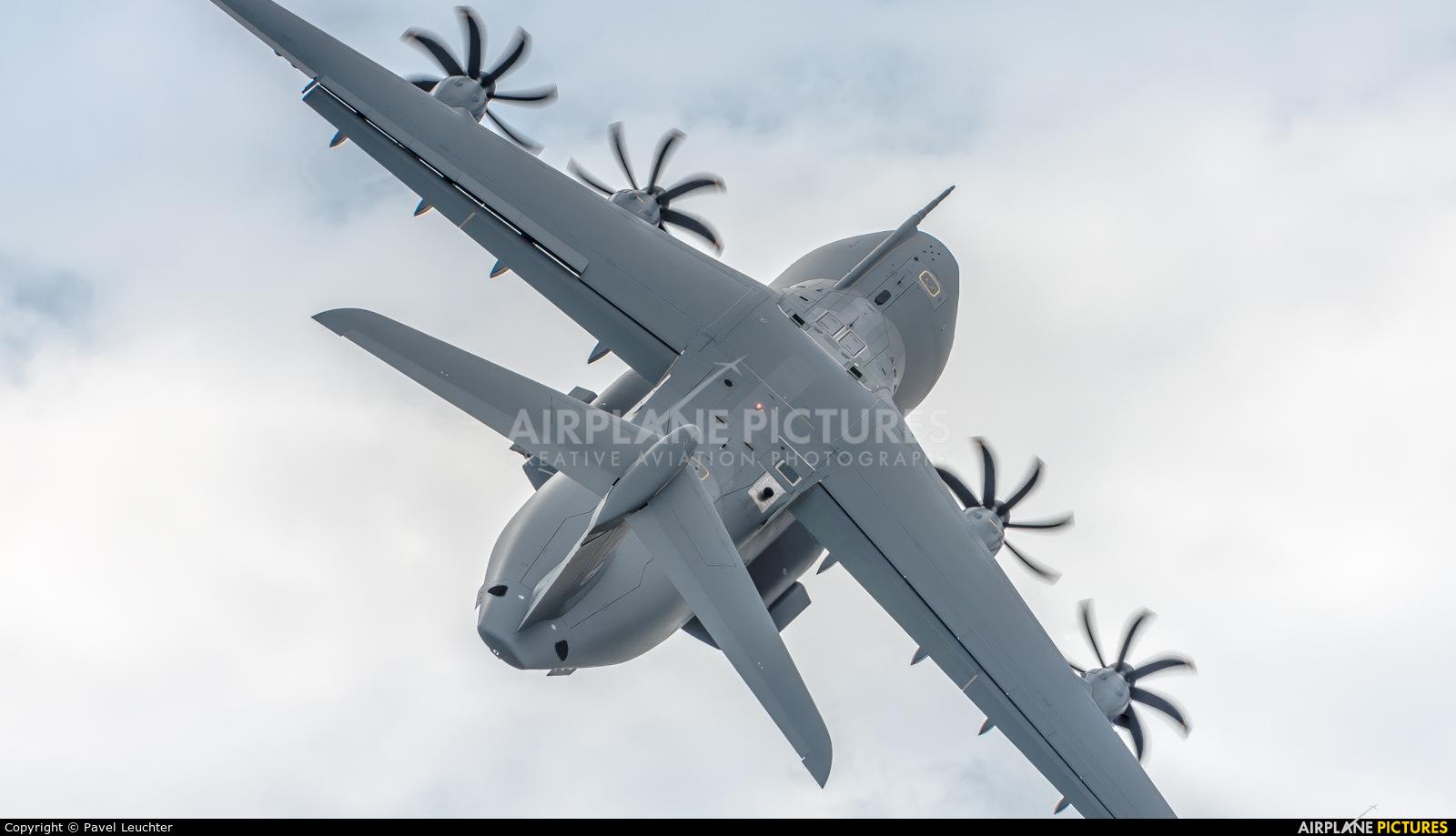 Spain - Air Force EC-400 aircraft at Farnborough