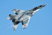 3709 - Slovakia -  Air Force Mikoyan-Gurevich MiG-29AS aircraft