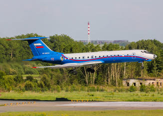 RF-90914 - Russia - Air Force Tupolev Tu-134A